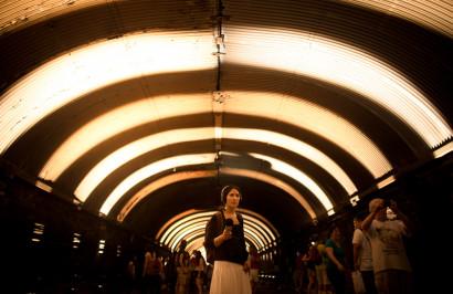 ParkAvenue Voice Tunnel